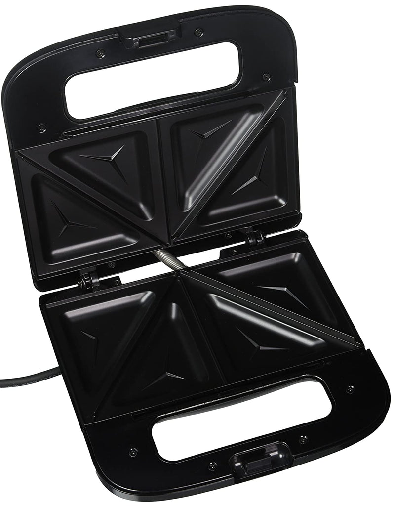 Philips HD 2393 820-Watt Sandwich Maker (Black)