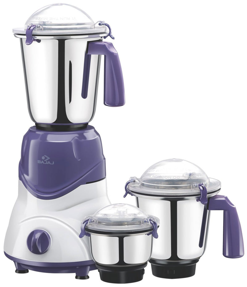 Bajaj Majesty Trio Plus 600-Watt Mixer Grinders with 3 Jars