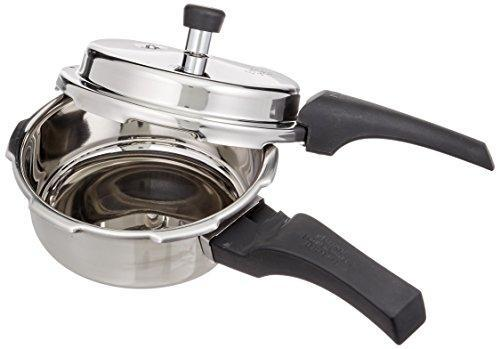 Prestige Deluxe Alpha Stainless Steel Pressure Cookers