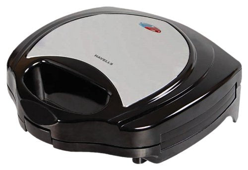 Havells Toastino 700-Watt Stainless Steel Sandwich Maker (Black)
