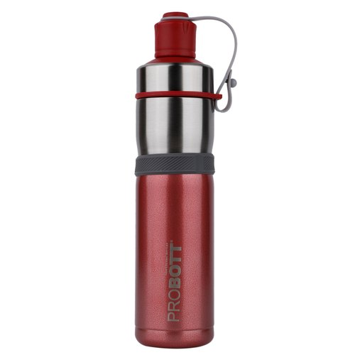 Probott Stainless Steel Double Wall Vacuum Flask Sports Bottle 500ml PB 500-16