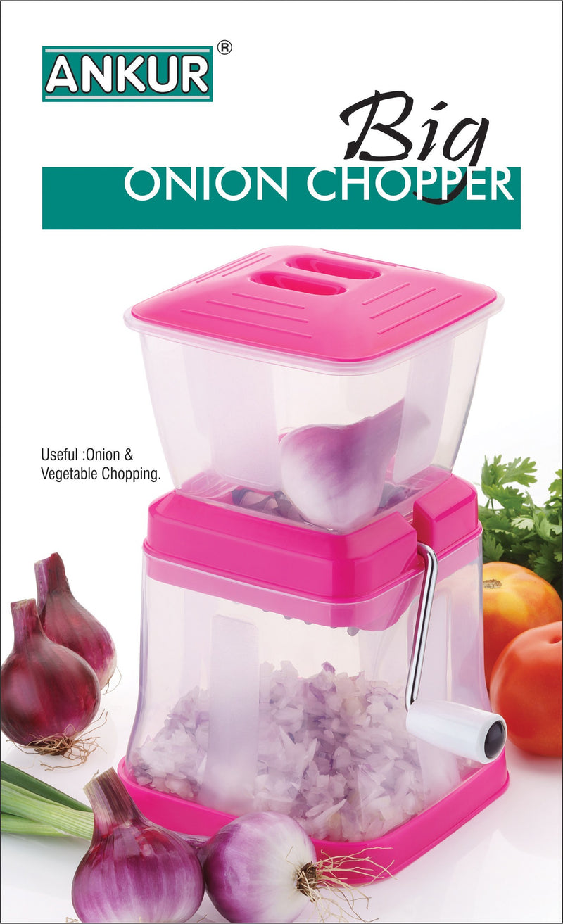 Ankur Plastic Onion Chopper