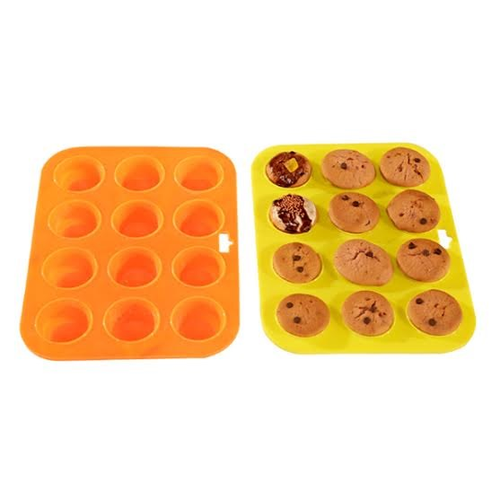 Helping Hand Muffin Tray - 12 cavity