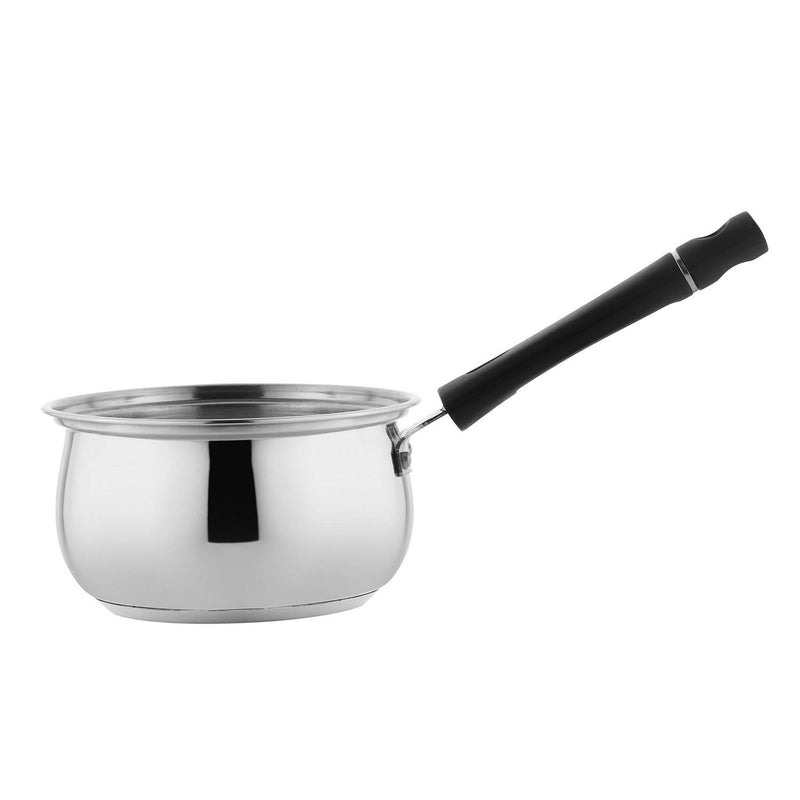 Mirror 9 inch Sauce Pan Non Induction