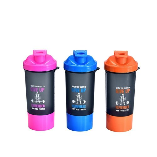 Rasoishop 800ML Protein Shaker Gym Bottle