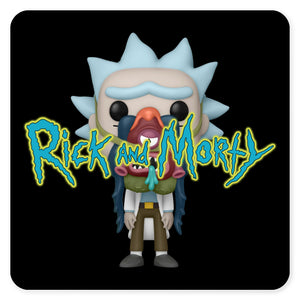 POP! RICK AND MORTY