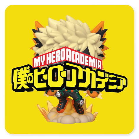 POP! MY HERO ACADEMIA