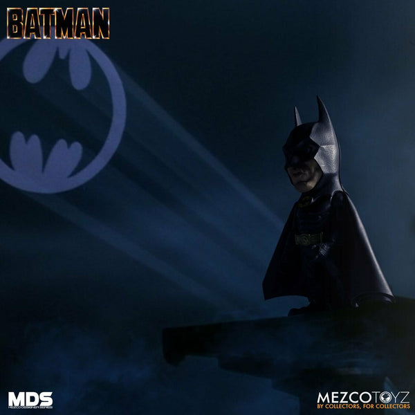 MEZCO TOYZ - Deluxe Batman (1989) Action Figure