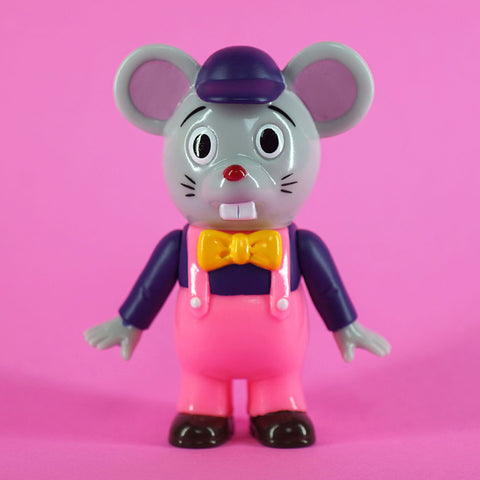 Pointless Island x Awesome Toy - Little Mouse Sofubi Figure