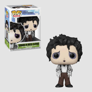 Funko Pop! Movies: Edward Scissorhands - Edward In Dress Clothes #980
