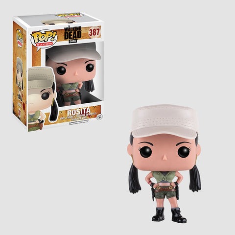 Funko Pop! Television: The Walking Dead - Rosita #387