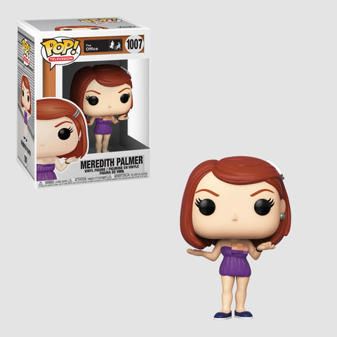 Funko Pop! Television: The Office - Meredith Palmer #1007
