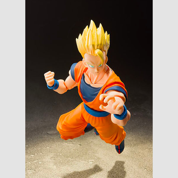Tamashii Nations x Bandai: S.H. Figuarts - Dragon Ball Z - Ultimate Son Gohan SDCC 2019 Exclusive