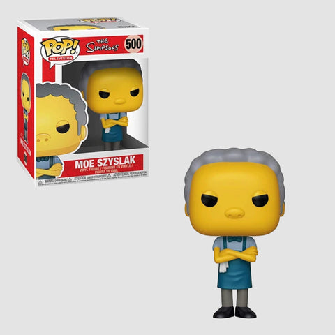 Funko Pop! Television: The Simpsons - Moe Szyslak #500