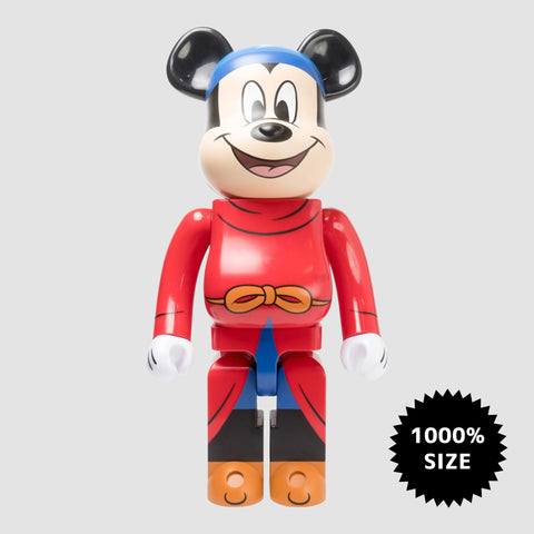 MEDICOM TOY: BE@RBRICK - Disney Mickey Mouse Fantasia 1000%