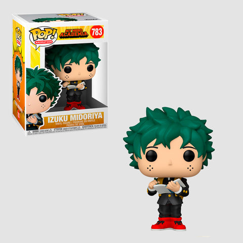 Funko Pop! Animation: My Hero Academia - Izuku Midoriya #783