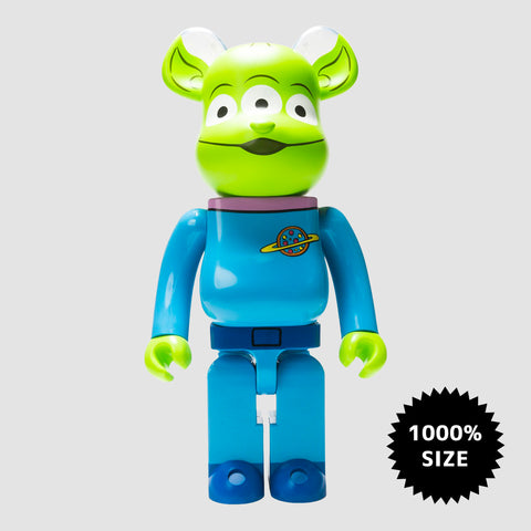 MEDICOM TOY: BE@RBRICK - Toy Story Alien 1000%