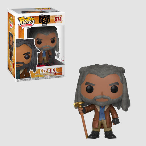 Funko Pop! Television: The Walking Dead - Ezekiel #574