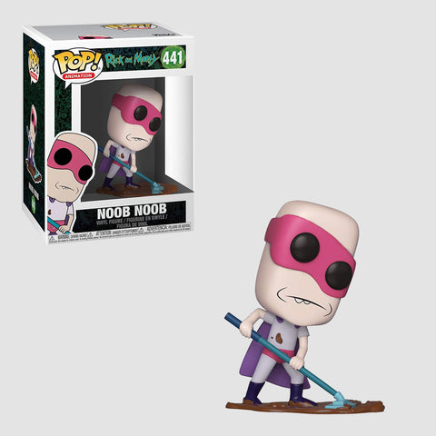 Funko Pop! Animation: Rick And Morty - Noob Noob #441