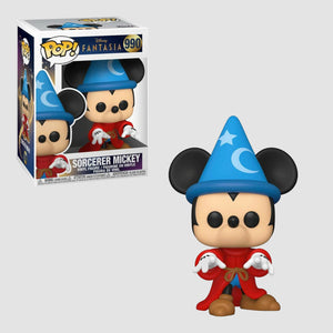 Funko Pop! Disney: Fantasia - Sorcerer Mickey #990