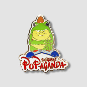 Ron English x MINDstyle: Popaganda - Cereal Killers Minis Sugar Smack Enamel Pin