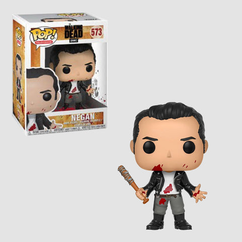 Funko Pop! Television: The Walking Dead - Negan #573