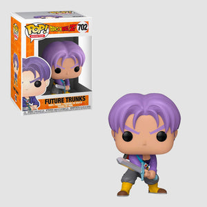 Funko Pop! Animation: Dragon Ball Z - Future Trunks #702 [With Sword]
