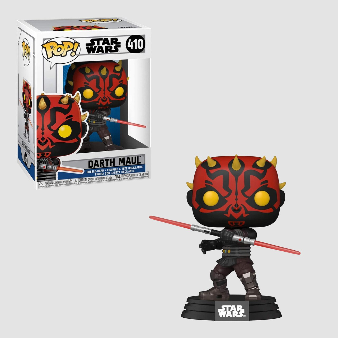 Funko Pop! Star Wars: Darth Maul #410
