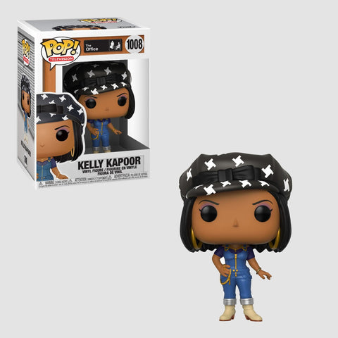Funko Pop! Television: The Office - Kelly Kapoor #1008