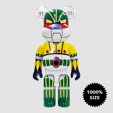MEDICOM TOY: BE@RBRICK - Jeeg 1000%