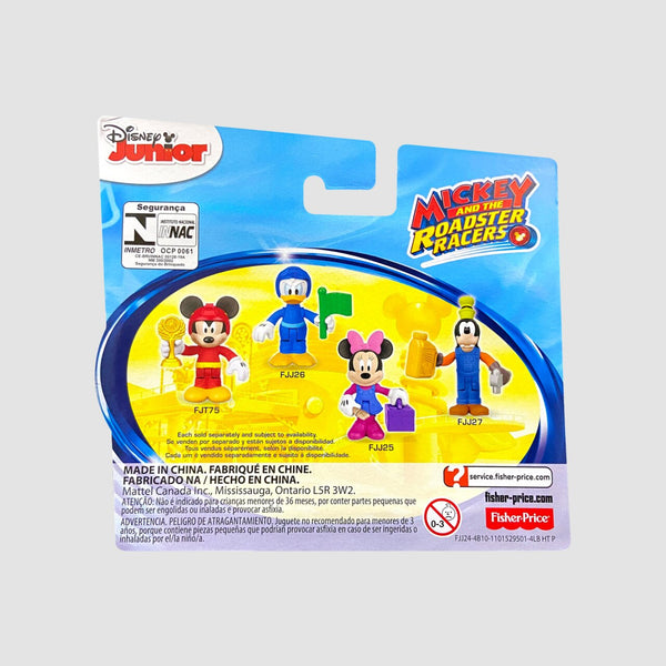 Fisher Price Disney Mickey & Roadster Racers Racer Donald Action Figure