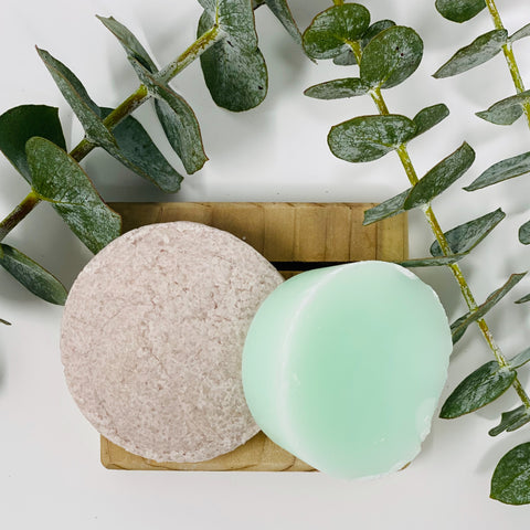 Be Bold Shampoo + Conditioner Bar