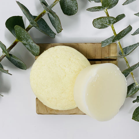 Be You Shampoo + Conditioner Bars