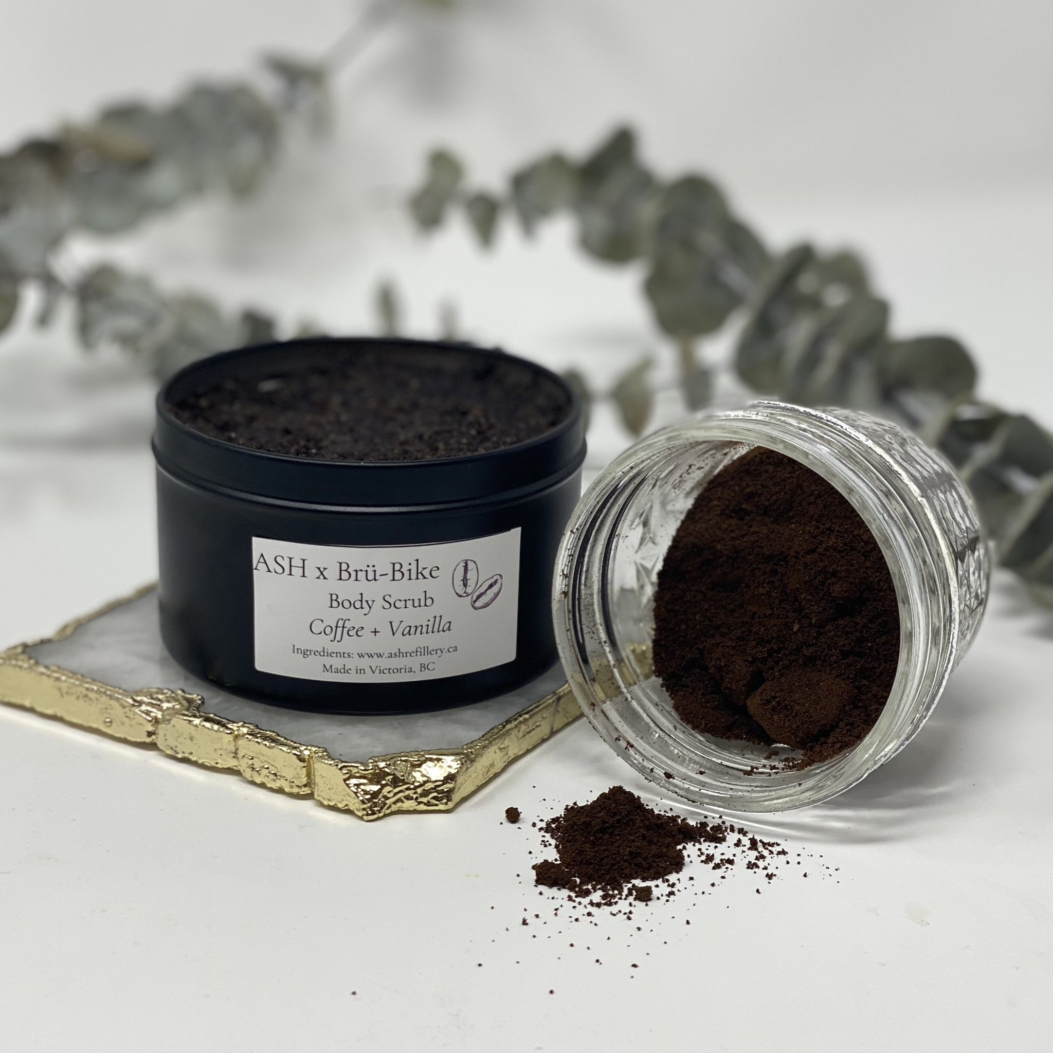Coffee Body Scrub