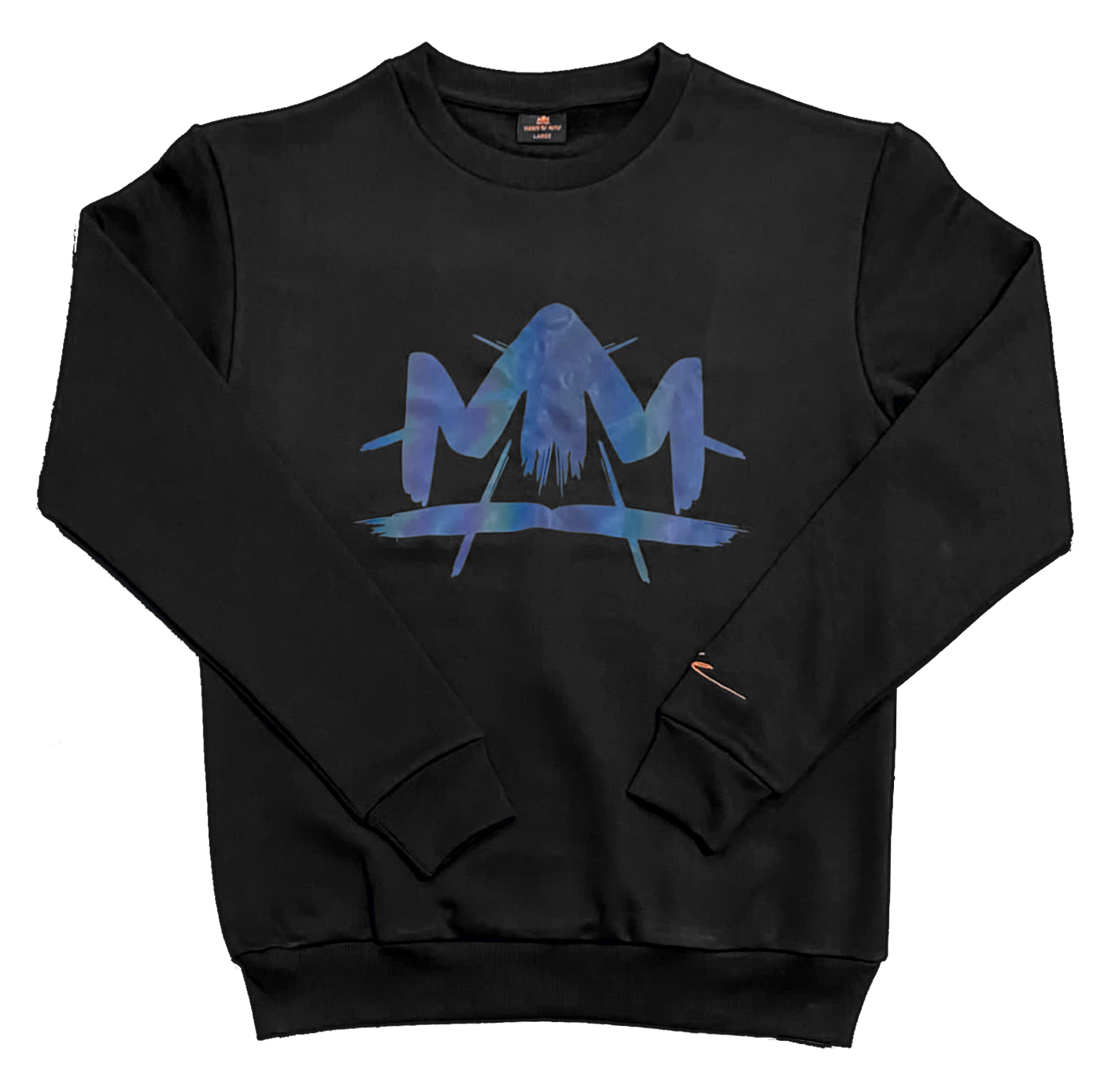 MM Reflective Crewneck