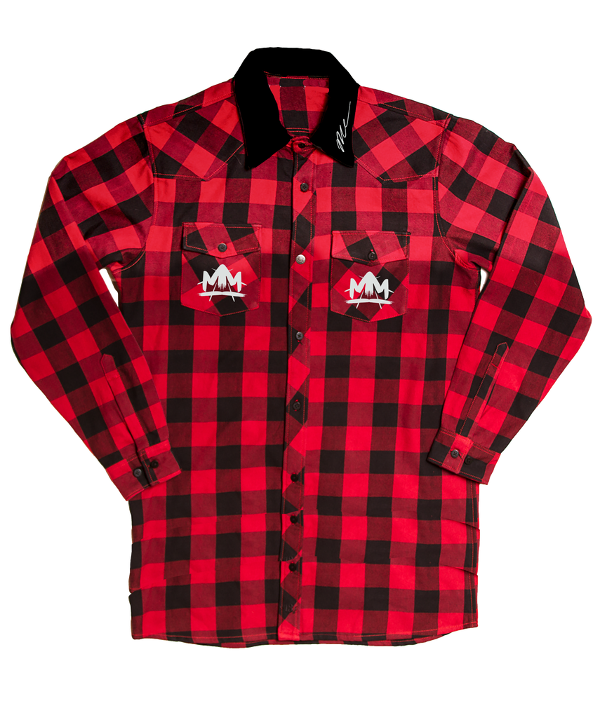 MM Flannel [Bred]