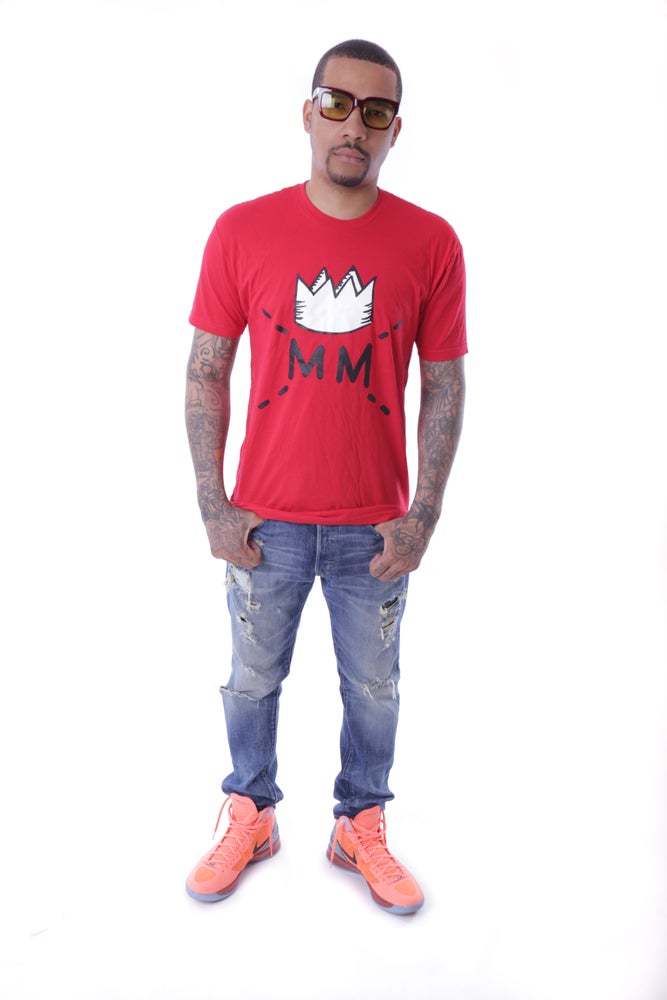 MM Ghost Shirt - [Red]