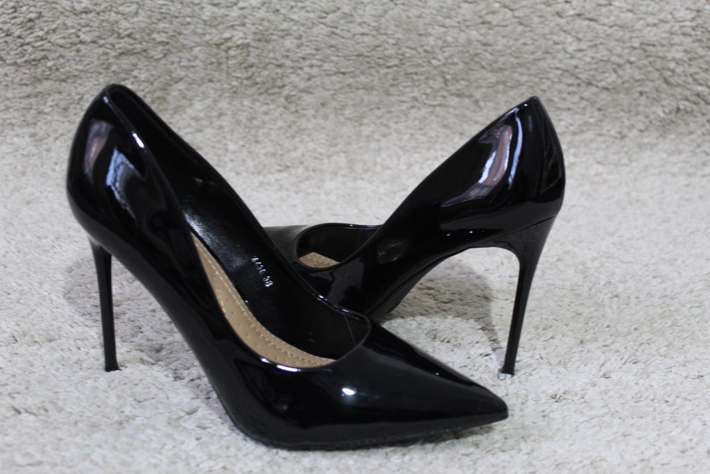 Pump Black 4430 Classic High Heels