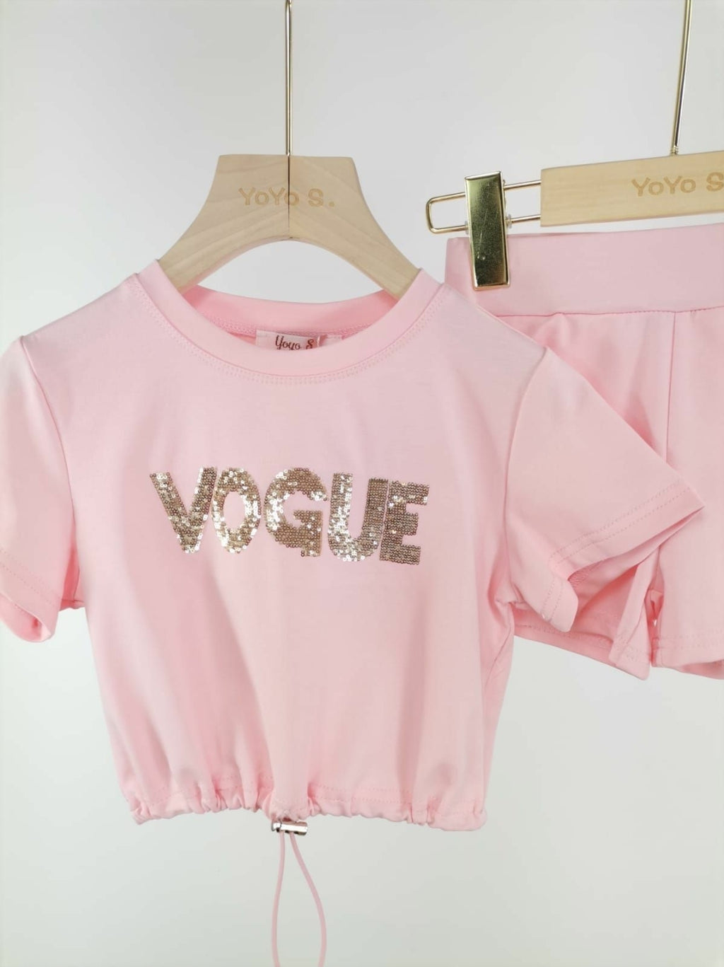 Vogue set rose