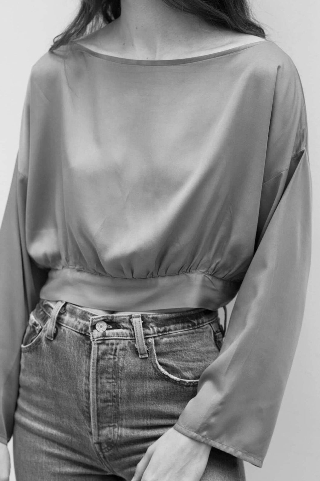 Cropped Prairie Top