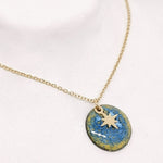 Charger l'image dans la galerie, Collier Esther - Collection Myosotis