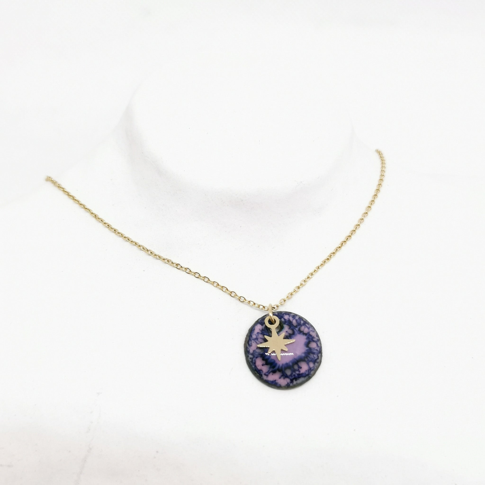 Collier Esther - Collection Glycine