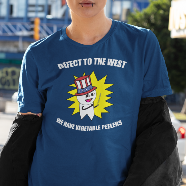 Defect To The West Unisex T-Shirt