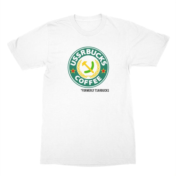 Formerly Tsarbucks Shirt (Light Colors)