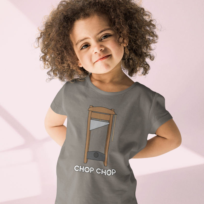 OverSimplified Chop Chop Youth Shirt