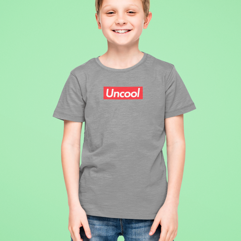 Supremely Uncool Youth Shirt