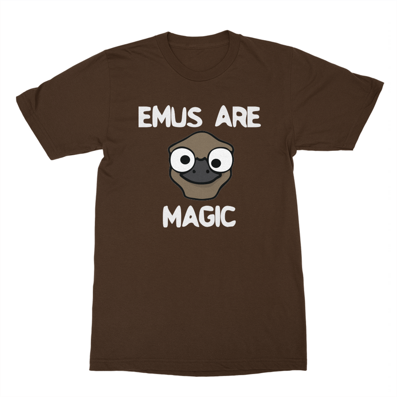 Emus Are Magic - Unisex Shirt