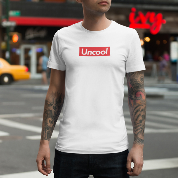 Supremely Uncool Shirt