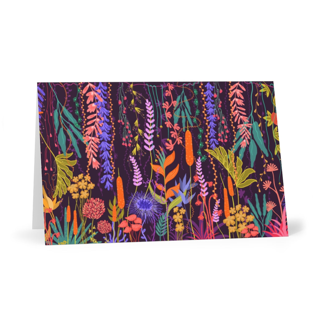 Greeting Cards (7 pcs): Planta Muisca's Jungle Love