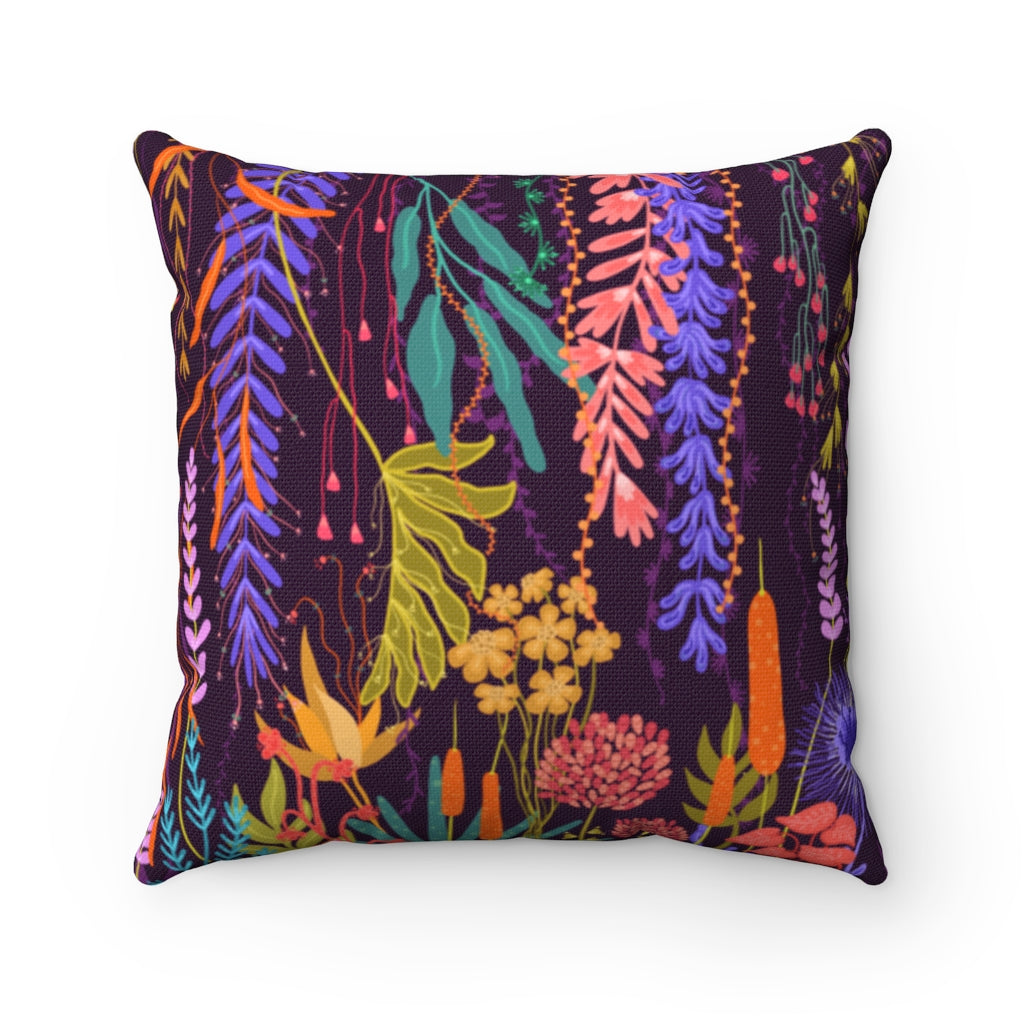 Pillow Case: Planta Muisca's Jungle Love